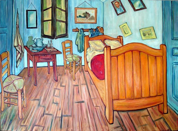 Pintura El Pincel Con Lienzo