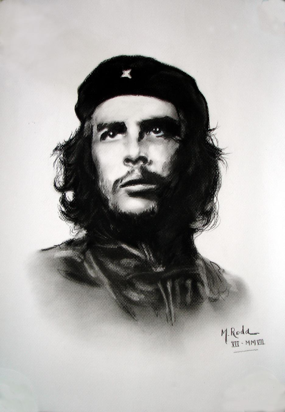 Che Guevara HD Wallpaper