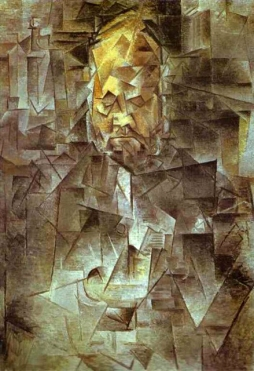 0044 cubismo picasso Ambroise Vollard 1.910