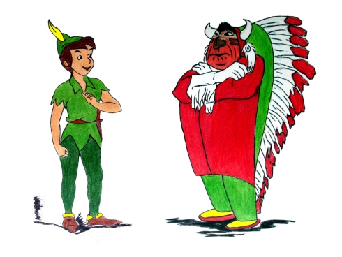 008 Peter Pan