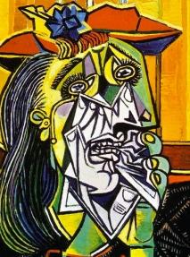010 Picasso-mujer llorando