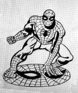 070 spiderman