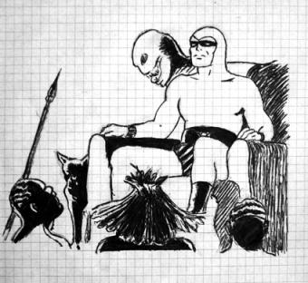 086 El Hombre Enmascarado