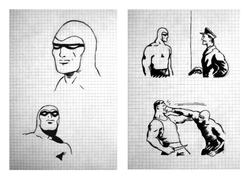 090 El Hombre Enmascarado