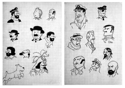 120 Tintin