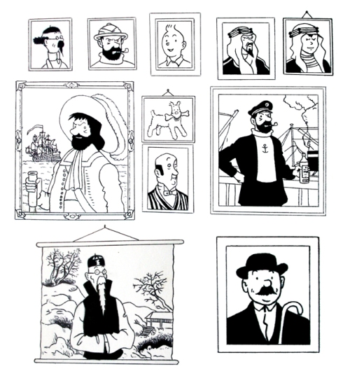124 Tintin