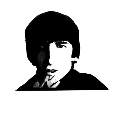 135 plumilla. Ringo Starr