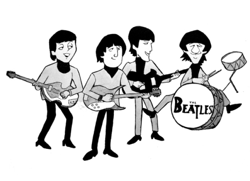 140 The Beatles