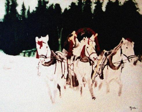 024 caballos