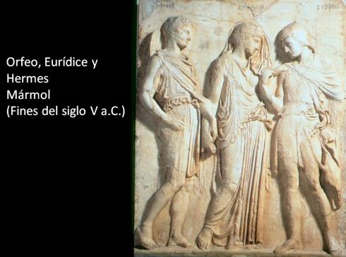 02 orfeo euridice y hermes