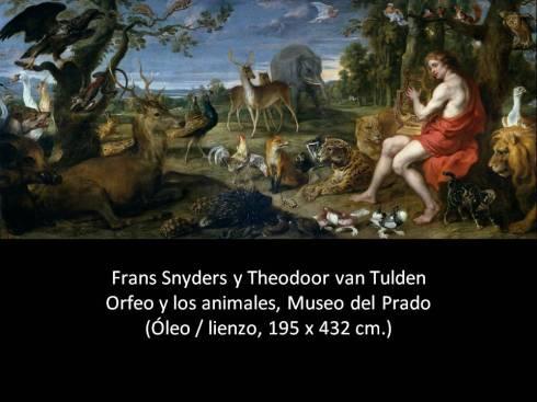 03 orfeo y los animales