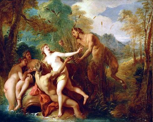 ''Pan y Siringa'', Jena Francois de Troy-