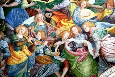angeles el concierto de los ángeles gaudenzio-ferrari1