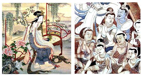 la musica en china