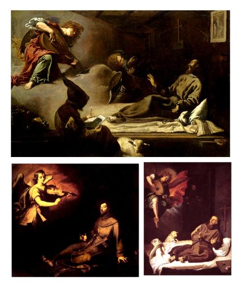 Ribalta vision de san francisco reconfortado por el angelL