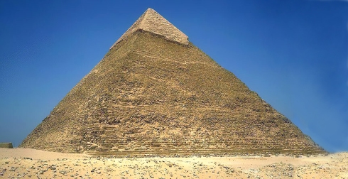 001 La gran piramide de keops