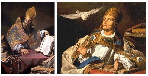 001 san ambrosio de milan 340 - San Gregorio 540