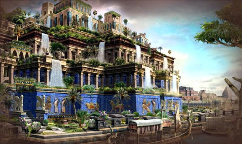002 jardines colgantes babilonia  1