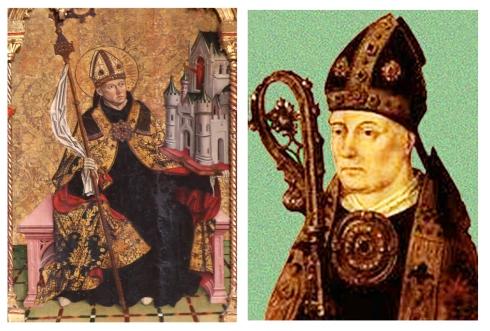 002 san agustin 354 - Philippe de Vitry 1.291