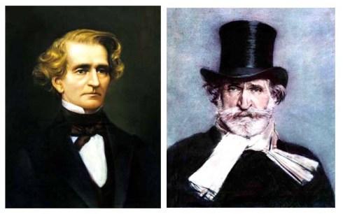 016  berlioz 1.803 - Giuseppe Verdi 1.813