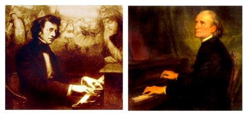 018 Frdric  Chopin 1.810- Franz Liszt 1.811