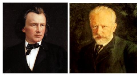 019 brahms 1.833 - Tchaikovsky  1.840