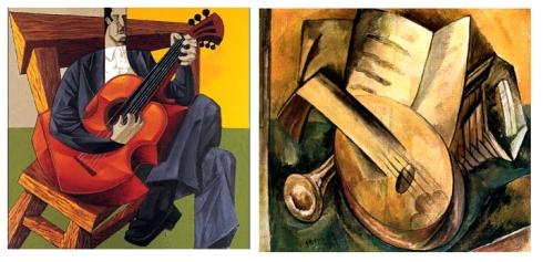 Alfredo Montaña - el guitarrista - Braque
