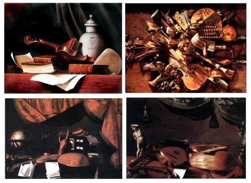 bodegos instrumentos musicales
