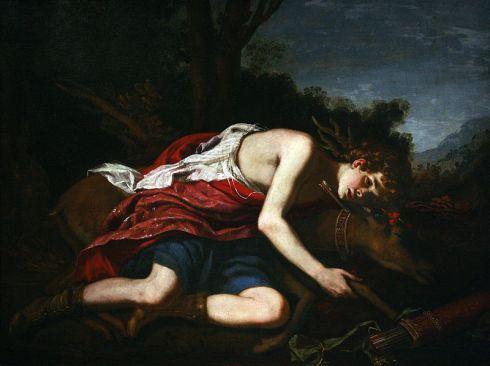 Cyparissus  Jacopo Vignali.