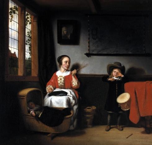 holandesa el tamborilero desobediente