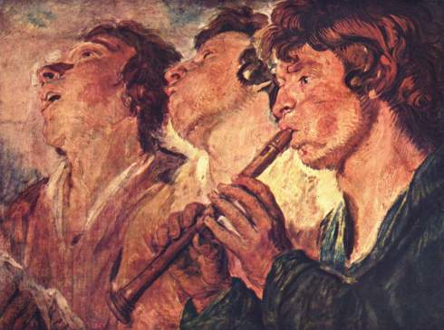 jordaens -three-musicians