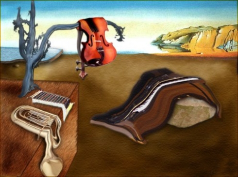 la persistencia de la musica