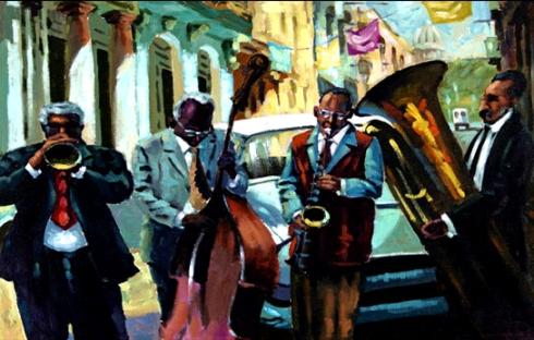 moderno itsmos Samuel Toranzo Cuban Celebration