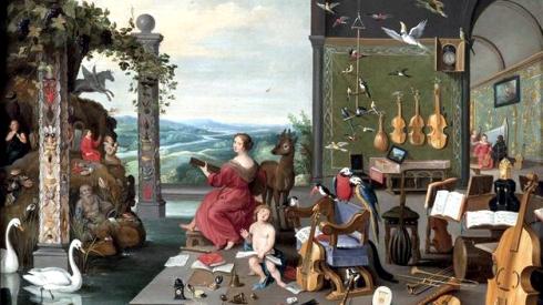 pintura flamenca-Roma dinastia Brueghel