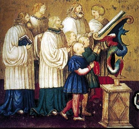 romanico gregoriano