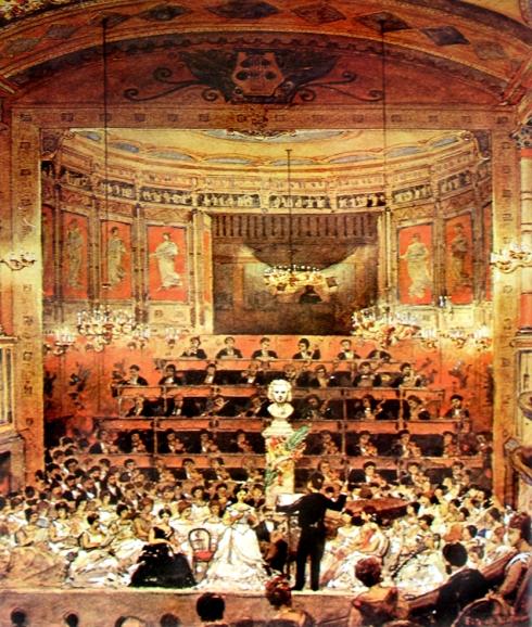 romanticismo audicion la pasion C. Monaux