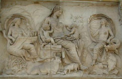 gea la diosa madre