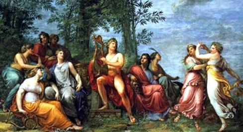 016 Andrea Appiani - Parnaso - 1811