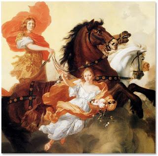 apolo-aurora Gerard de Lairesse