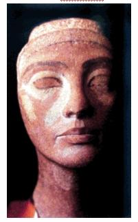 008 Posible busto Nefertiti