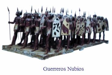 024 guerreros nubios