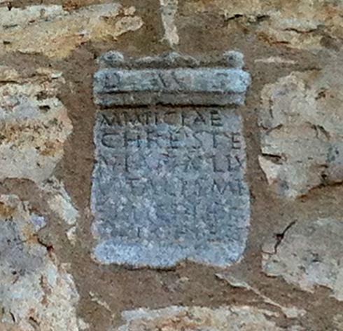 Carmena estela funeraria s. IV dc 02