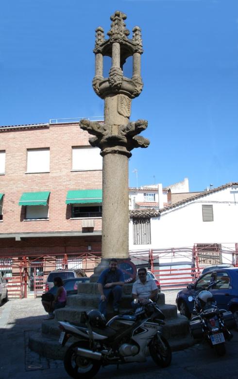 castillo bayuela s XV