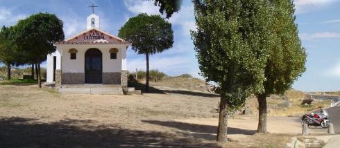 ermita san cristobal avila