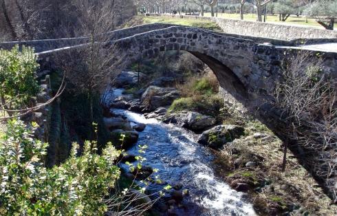 lanzahita puente romanico mio