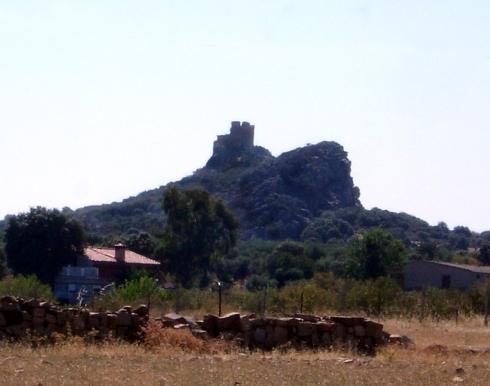 navahermosa Castillo de Dos Hermanas
