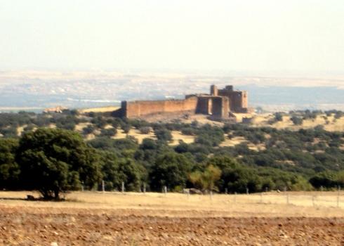 san martin de montalban Castillo