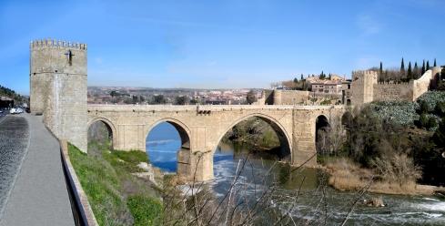 toledo Puente de San Martín