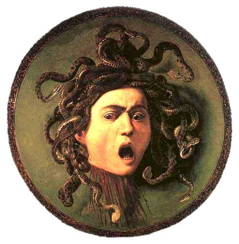 033 Medusa de Caravaggio