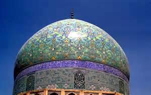 mezquisa isfahán iran